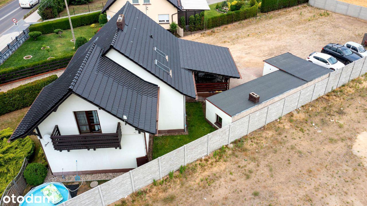 Atrakcyjny dom w idealnej lokalizacji - OKAZJA.