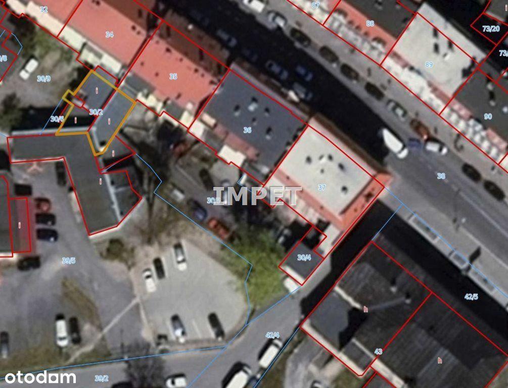 Zgorzelec centrum lokal magzynowo-usługowy