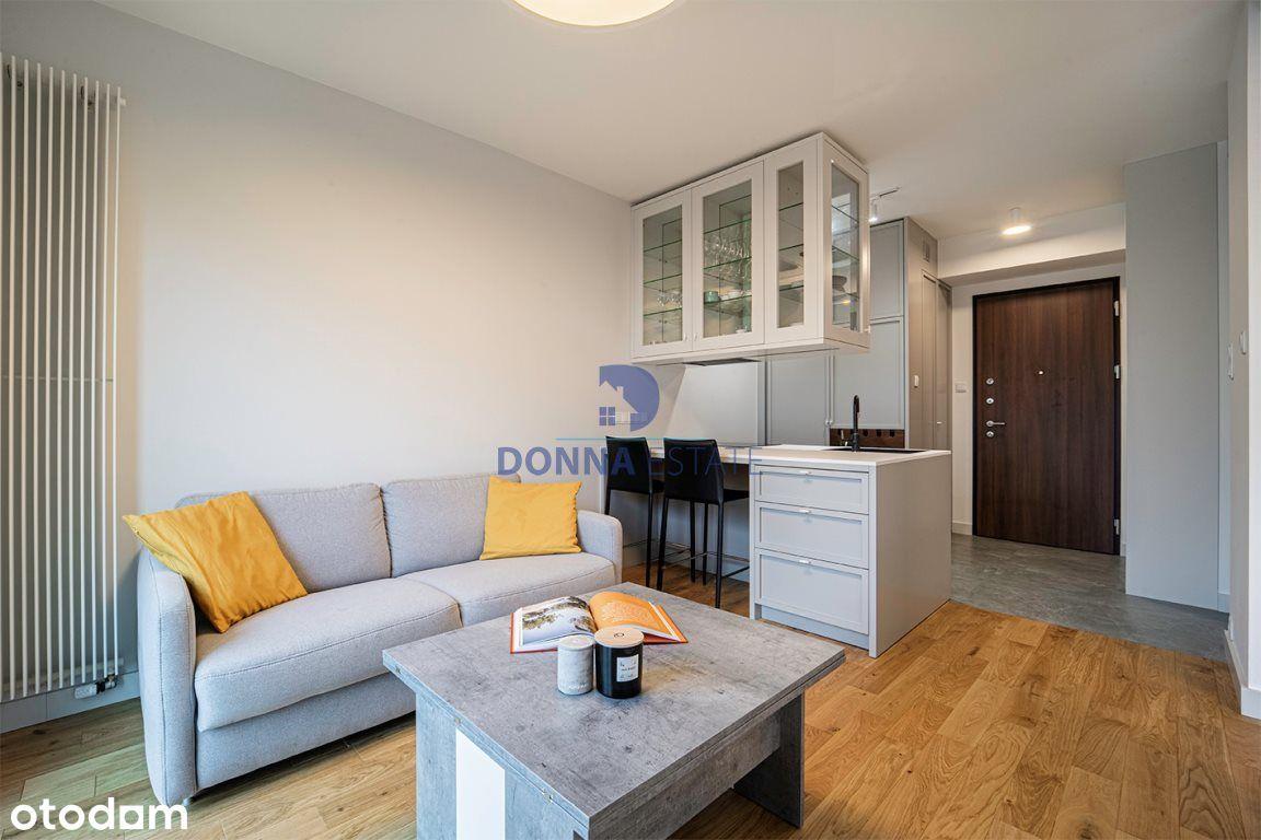 Apartament w Mennica Residence, ul. Waliców