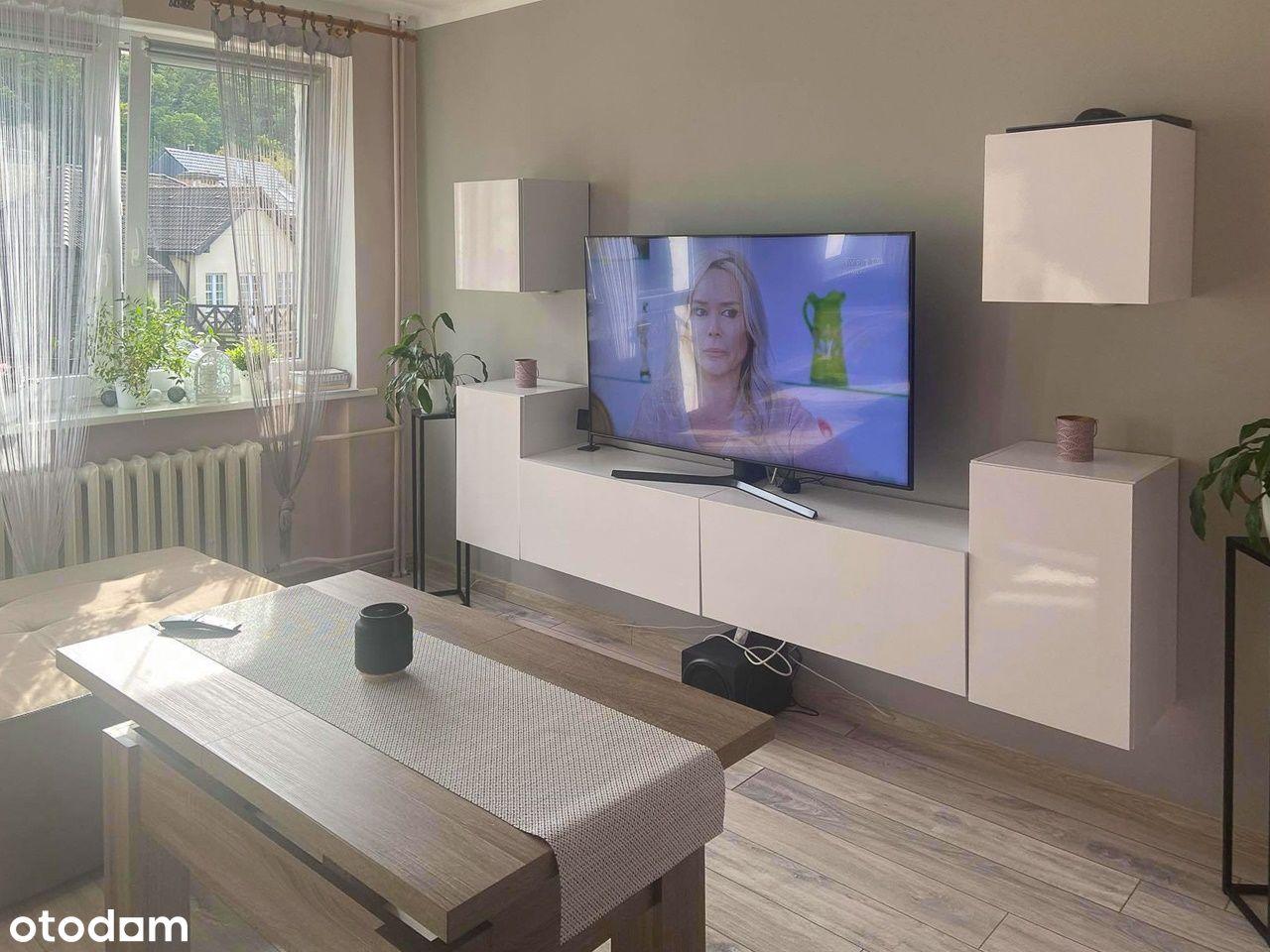 Słoneczne, 42 metrowe mieszkanie w Międzyzdrojach