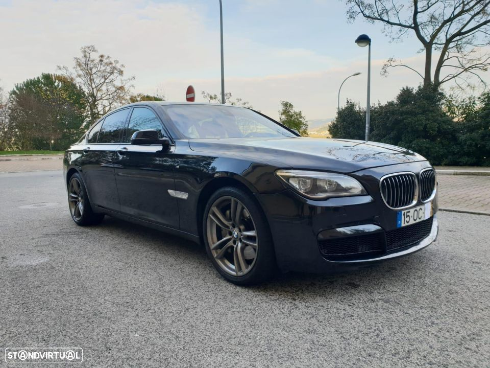 BMW 750 d xdrive PACK M - 1