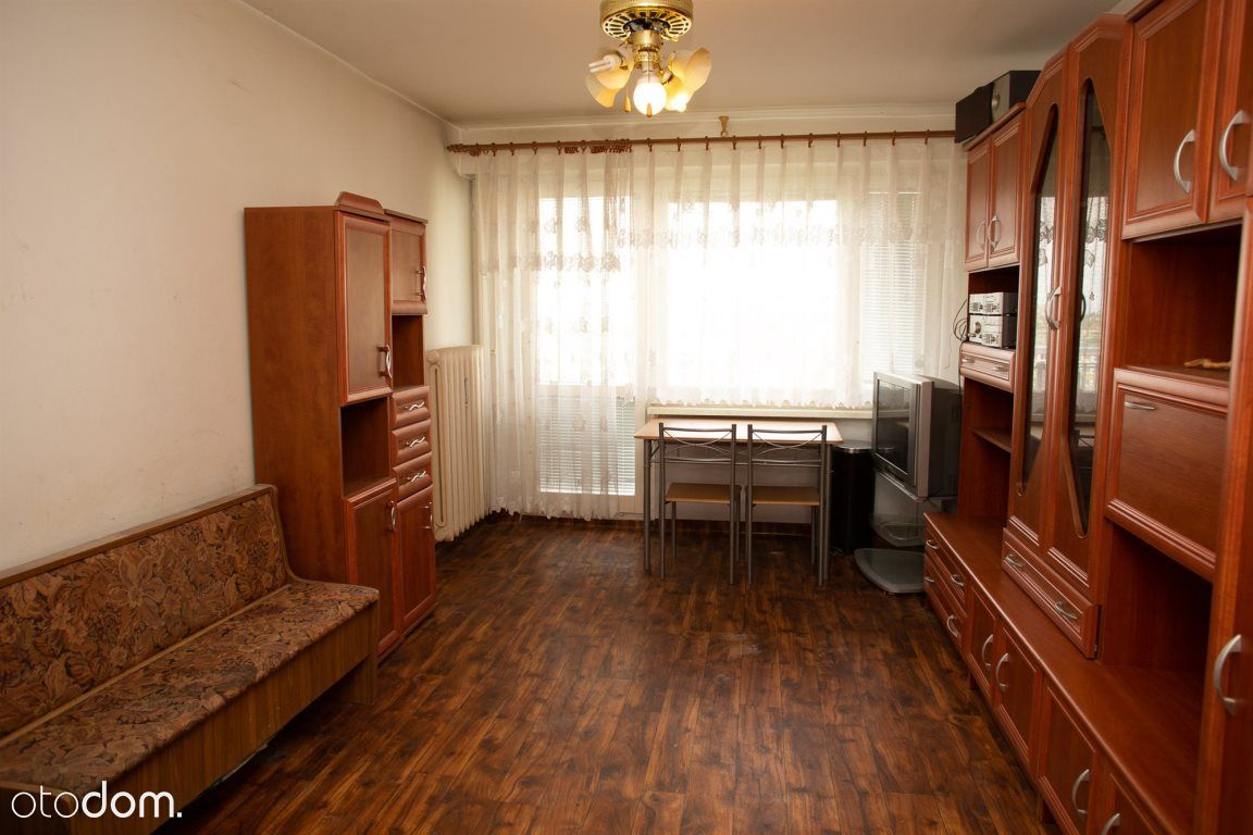 Mieszkanie 3 pokojowe z balkonem - Zakole