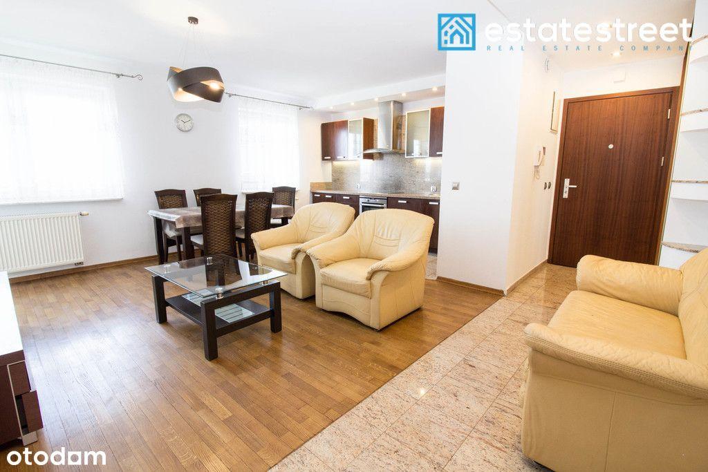 Apartament 3pokojowy z widokiem na Kraków - Ruczaj
