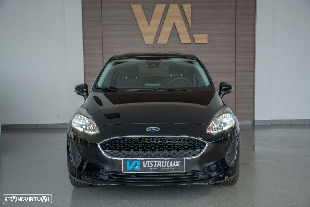 Ford Fiesta CONNECTED 1.1 TI-VCT (S&S) - 2
