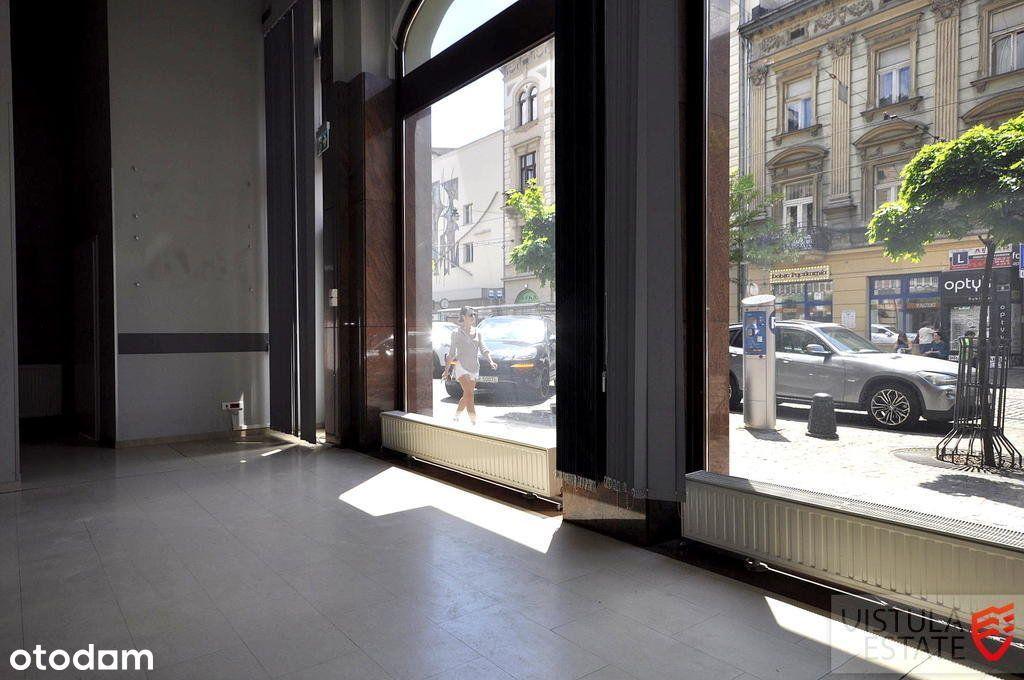 Duży lokal witrynowy w centrum 405 m2