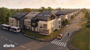 UNO Residence, Apartament in bloc tip vila