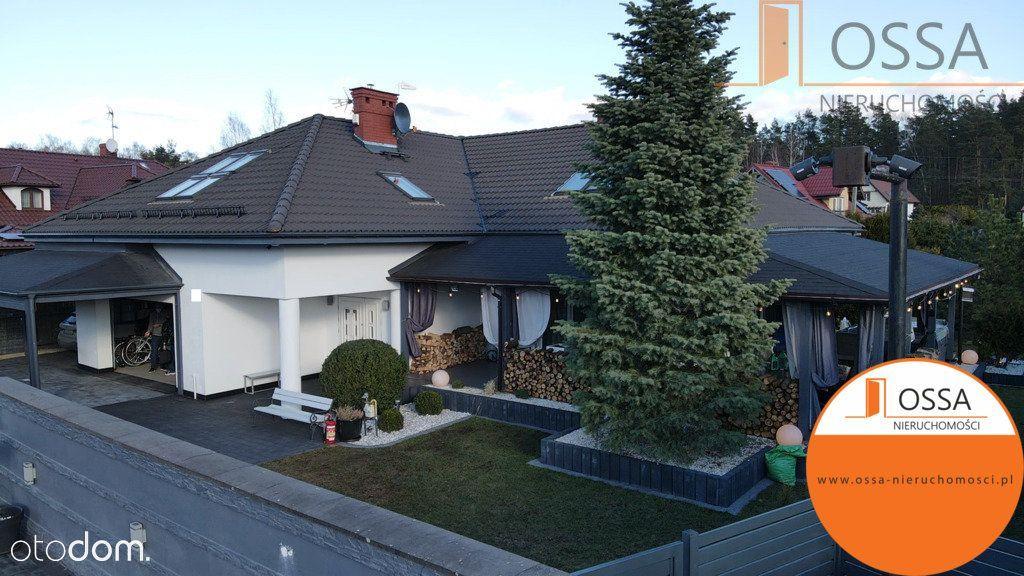 Na Sprzedaż nietuzinkowy dom w Otominie