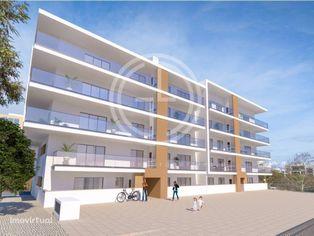 Apartamento T2 r/c 84m² novo em Portimão