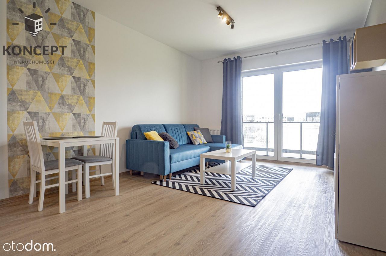 Nowe, 2 pokoje, wysoki standard - Legnicka 33