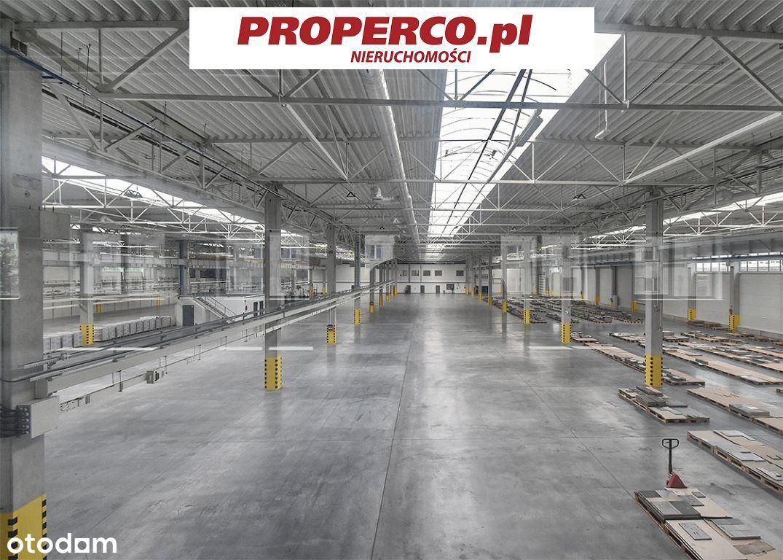 hala 2774 m2, możliwość montażu suwnicy, Kielce