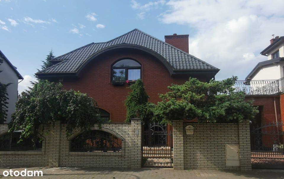 Dom z ogrodem 300m2 Warszawa - Zacisze
