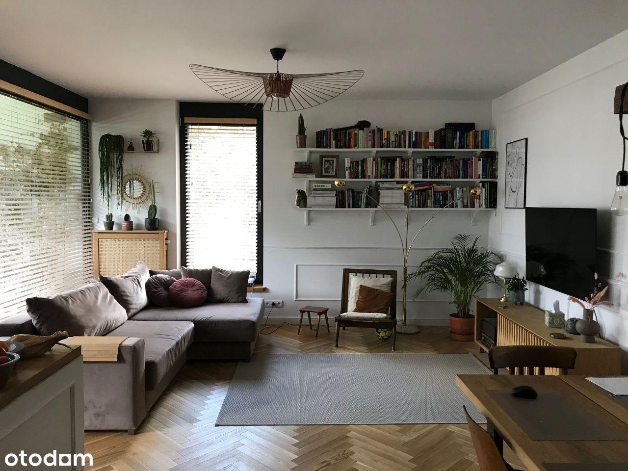 apartament w sercu Żoliborza - 2 x garaż w cenie