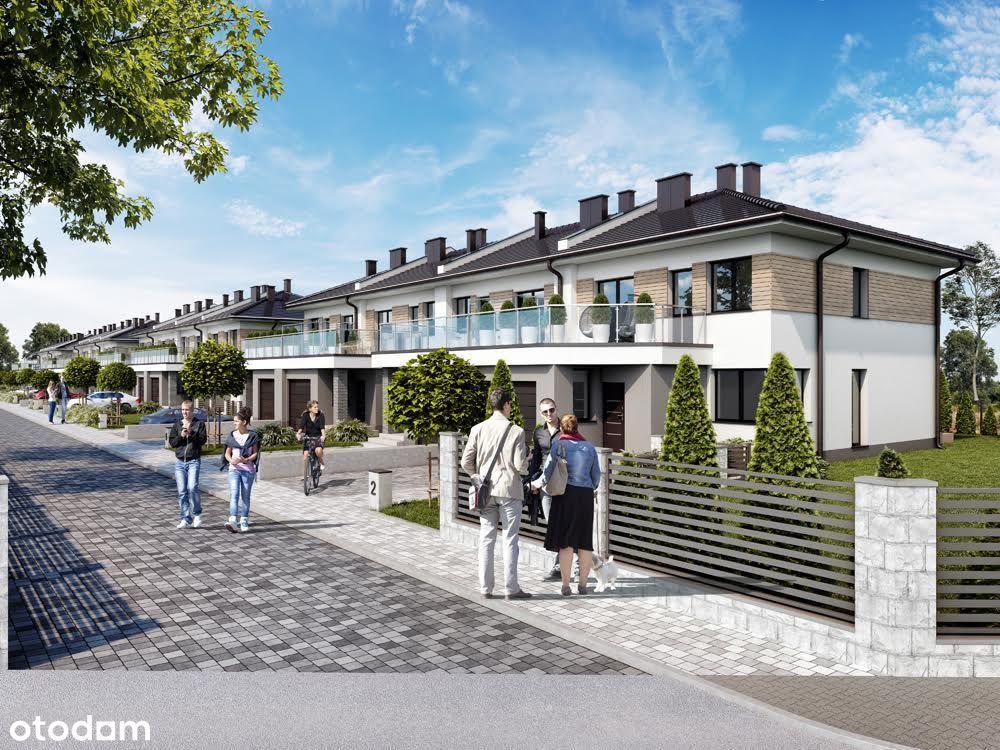 Segmenty w Pułtusku 140 m2 Dom z ogródkiem
