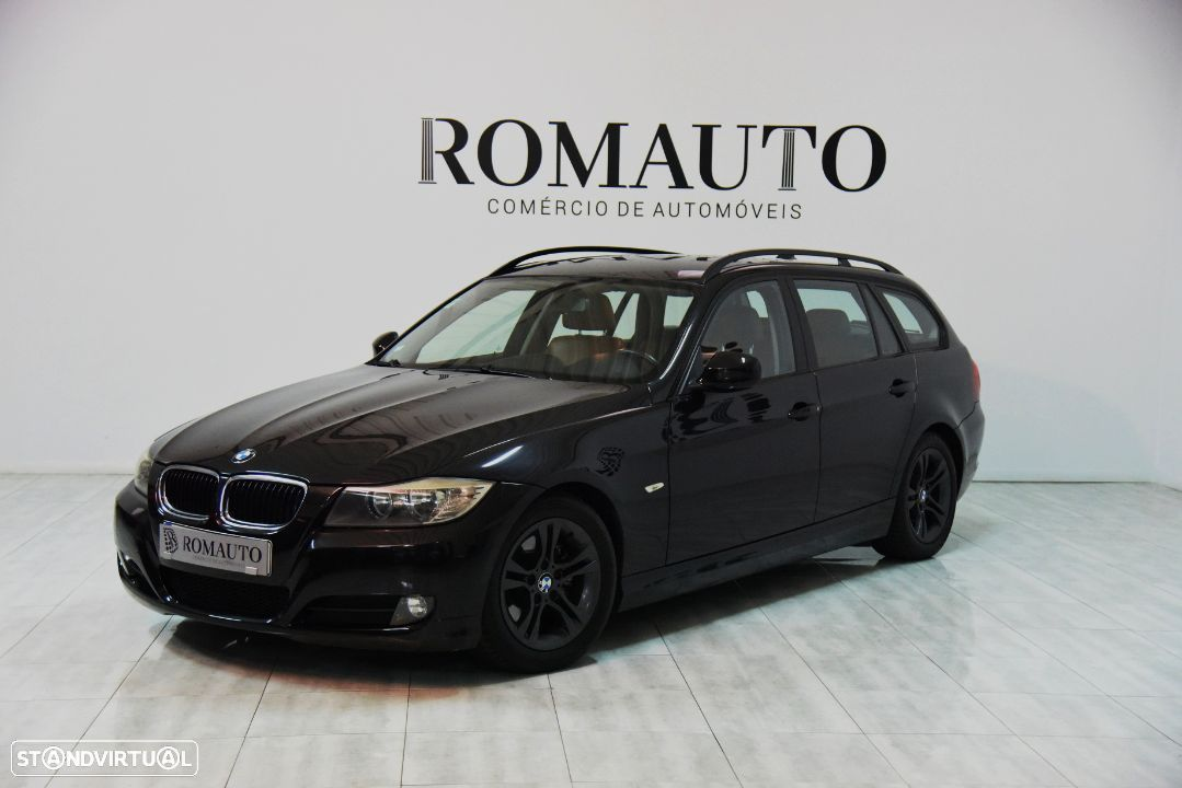 BMW 318 d Touring Navigation Auto - 20