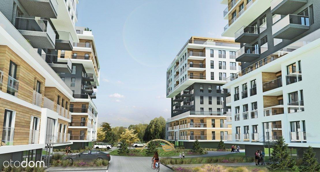 """Przestronne mieszkanie """"Osiedle Nowa Dąbrowa"""" B34"""