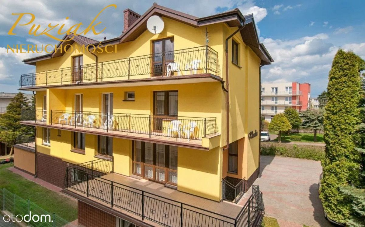Zadbany całoroczny pensjonat Jastrzębia Góra