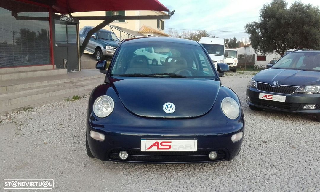 VW New Beetle 1.9 TDi Highline - 12
