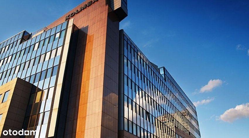 Biuro w centrum Warszawy dla 3 osób, biurowiec