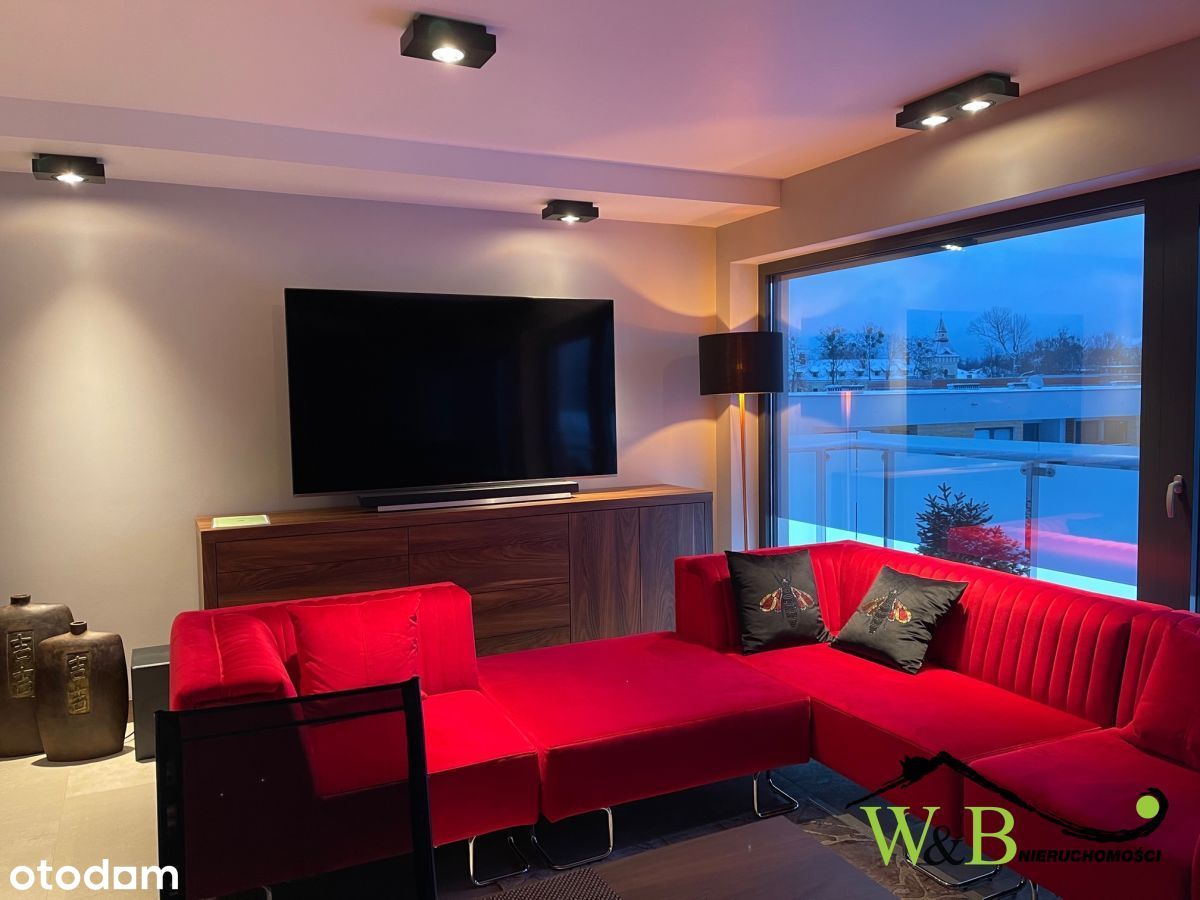 Luksusowy apartament w sąsiedztwie Parku Repeckieg