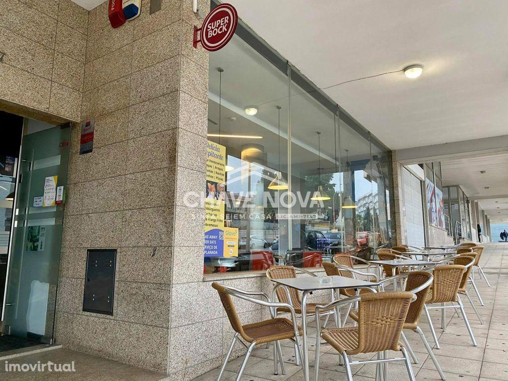 Café p/Trespasse - São João da Madeira