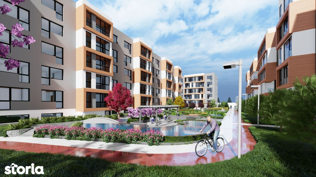 Apartamente Zen Residence Carrefour