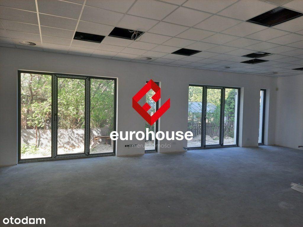 Lokal usługowo/handlowy/biurowy 1300 m2 przy główn