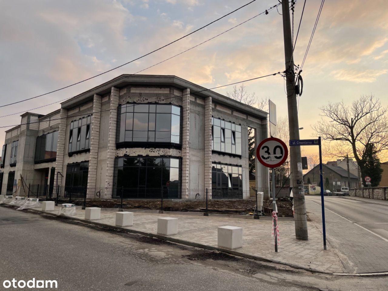 Obiekt biurowy w centrum Jaworzna