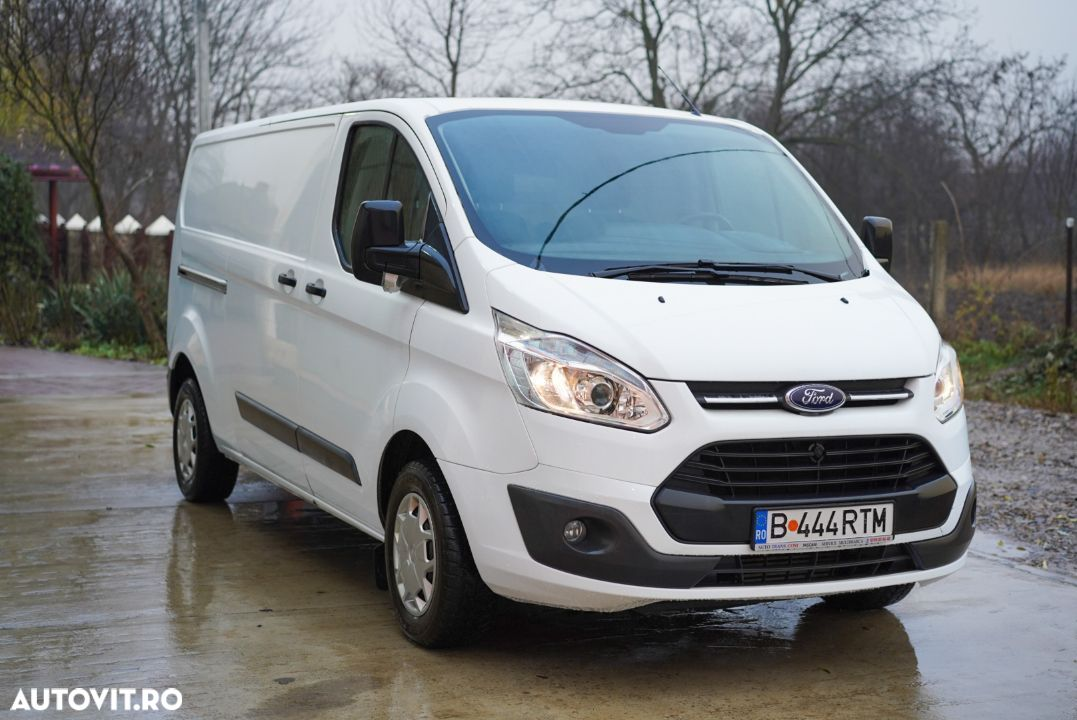 Ford Transit Custom  310 - 4