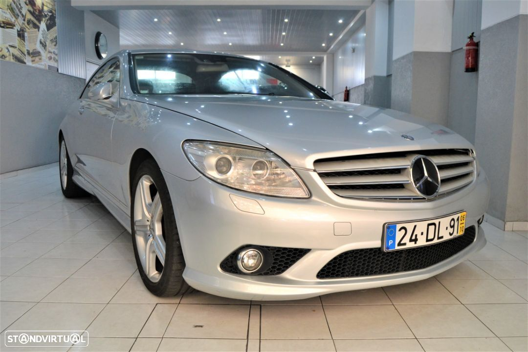 Mercedes-Benz CL 500 Prime Edition - 1