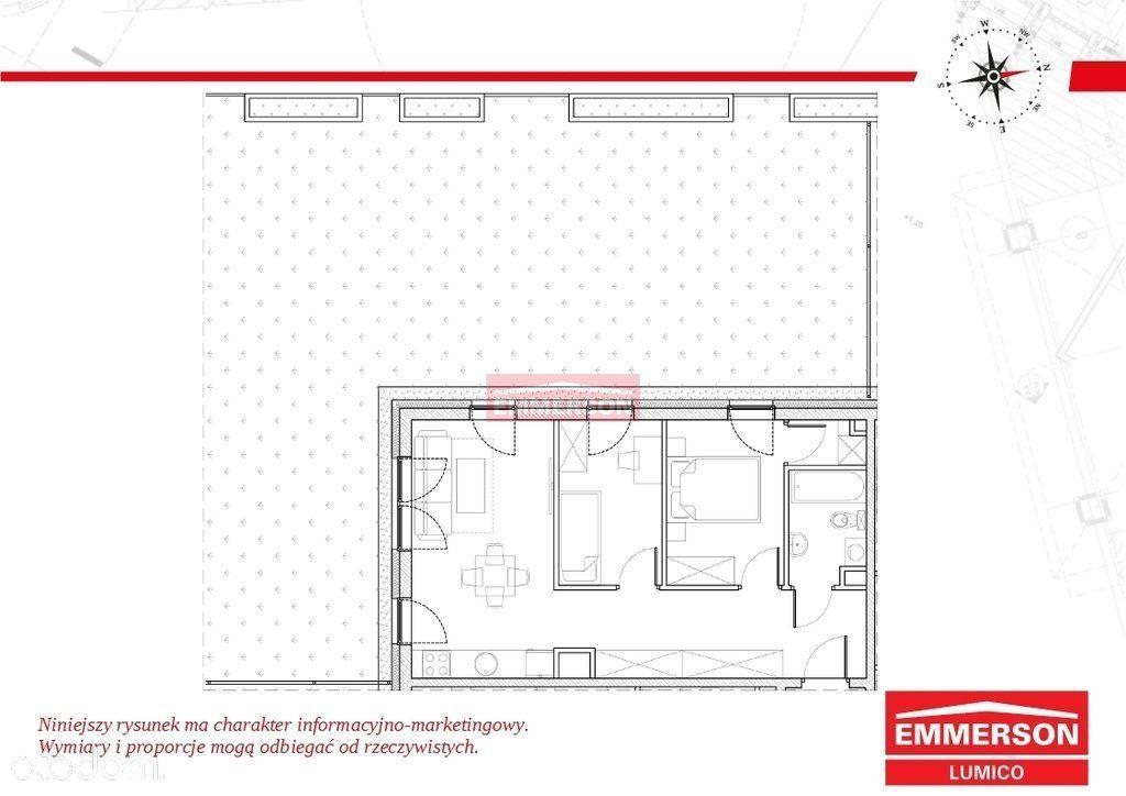 Mieszkanie 3 pokoje z ogródkiem Podgórze
