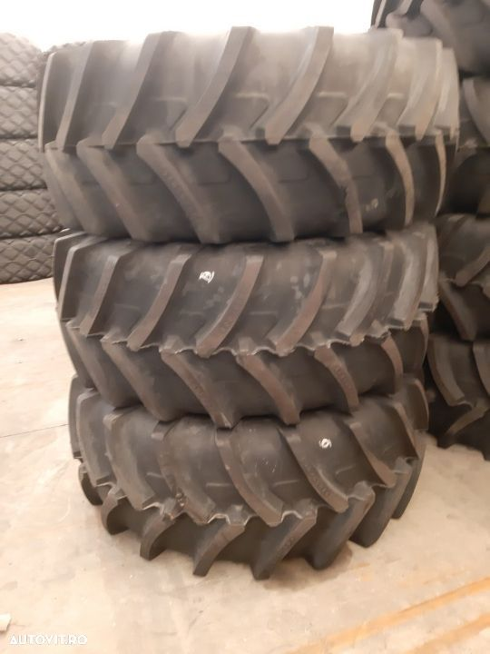 650/65 R28 Anvelope noi de tractor Radiale NEW HOLLAND Class si Cases - 9