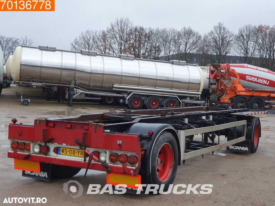 GS Meppel AC 2000 R 3 axles With sled - 5