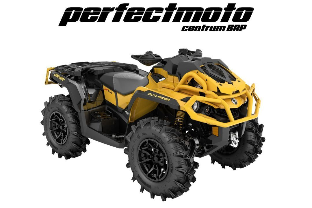 Can-Am Outlander Outlander 1000R X MR Visco 4lock T3 VAT 23% Model 2021 - 1