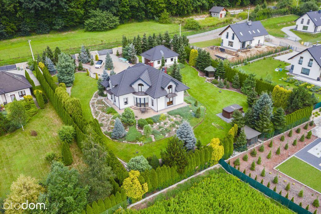 Komfortowy dom 240m2 z pięknym ogrodem, Dębniki