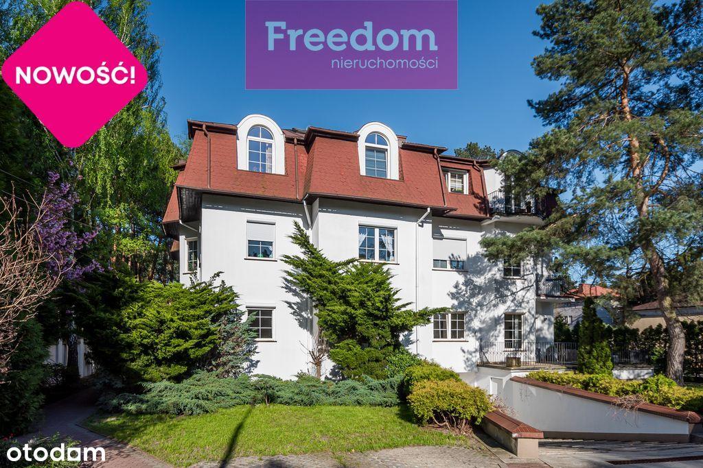 Wyjątkowy apartament 132 m2, Wawer, Kajki