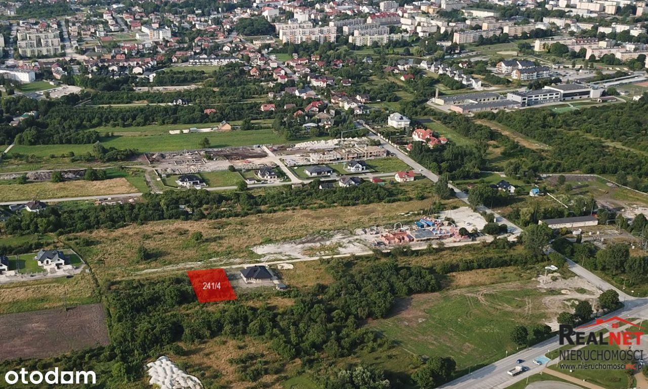 Atrakcyjna działka budowlana 1320m2, Busko-Zdrój