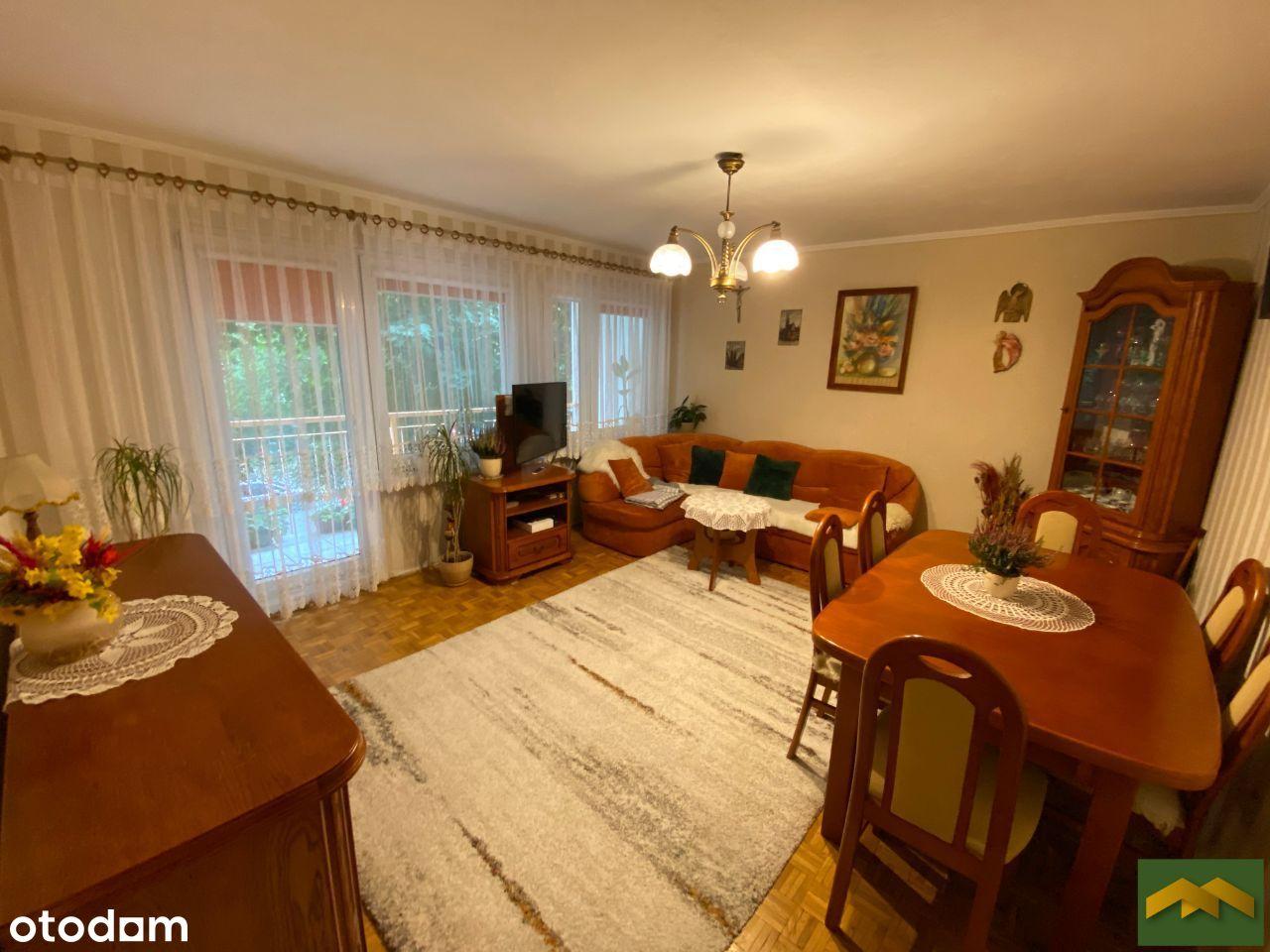Mieszkanie 3-pokojowe, 60m2, rozkładowe, centrum
