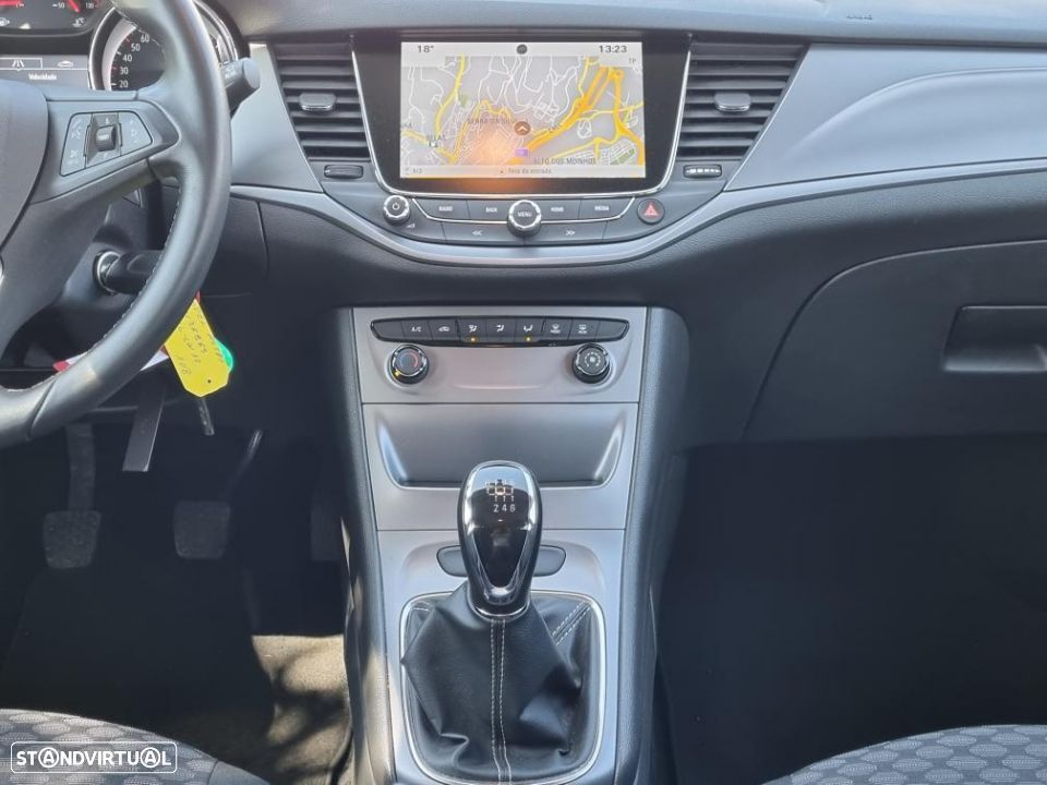 Opel Astra Sports Tourer 1.6 CDTi Selection S/S - 21