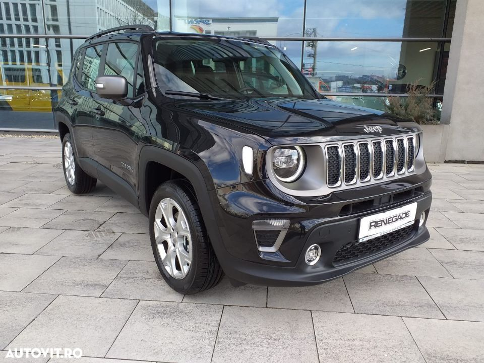 Jeep Renegade - 20