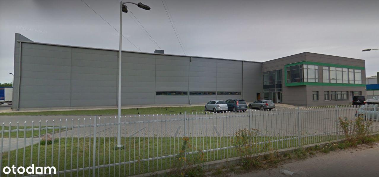 Nowa hala produkcyjno-magazynowa z biurem | S8/A2