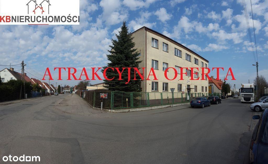 Działka inwestycyjna / Biurowec / Firma / Magazyny