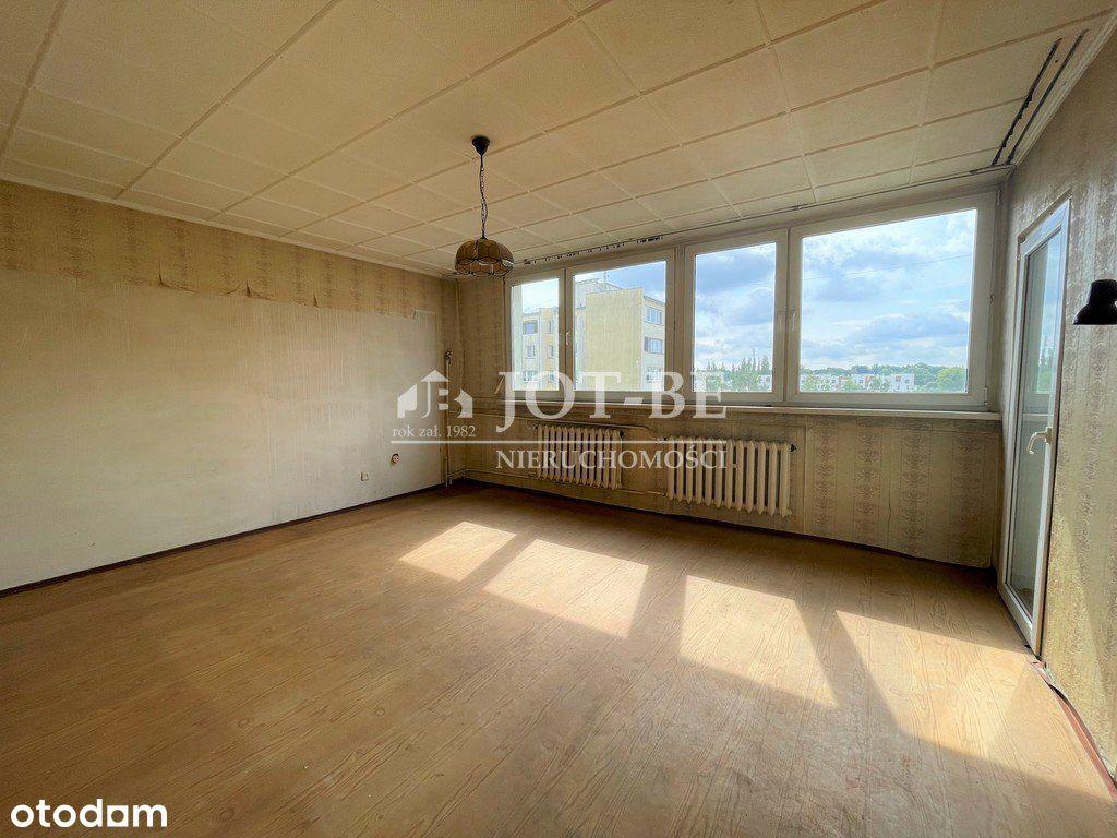 3 pokoje balkon Biskupin możliwe 4 pokoje