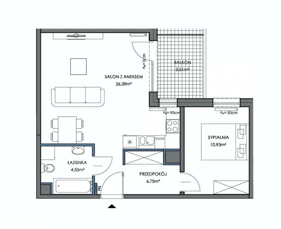 Apartament nad morzem w świetnej cenie