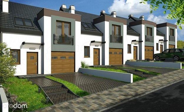 Nowe domy w Świebodzinie