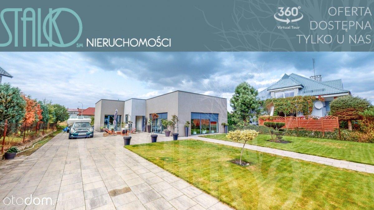 Eco dom blisko centrum Pucka, nowoczesny design