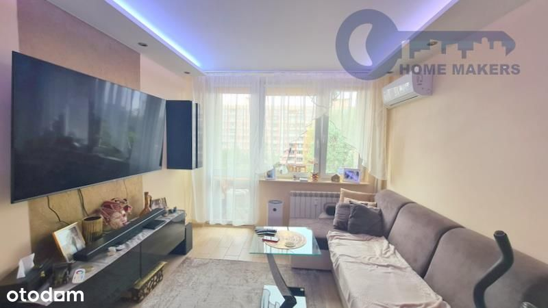 Piękne 2-pokoje po remoncie, klimatyzacja, M2!