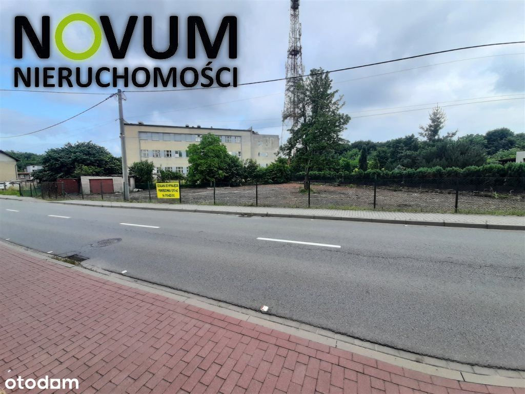 Działka, 1 210 m², Bytom