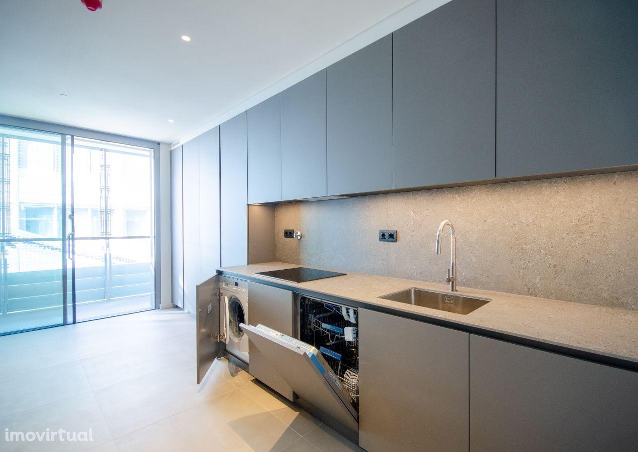Edifício Riverside - Apartamento T2, Bloco A 2ºD