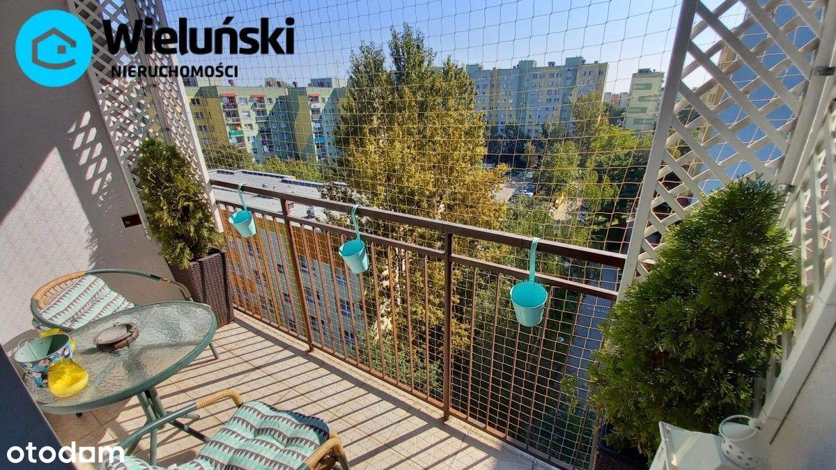 Duże, słoneczne mieszkanie na Nowym Dworze