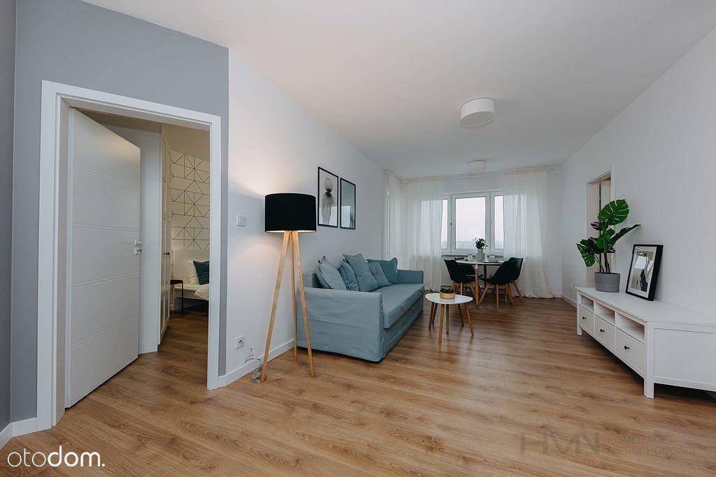 Słoneczne, jasne mieszkanie 3 pokojowe z balkonem